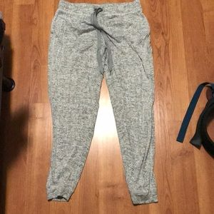 Pants - Light grey joggers